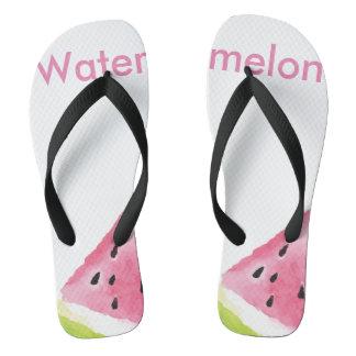 watermelon thongs