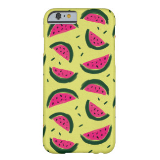Watermelon Toss Barely There iPhone 6 Case