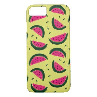 Watermelon Toss iPhone 7 Case