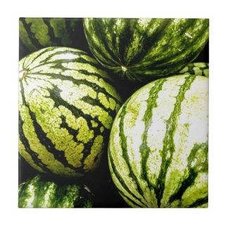 Watermelons Ceramic Tile