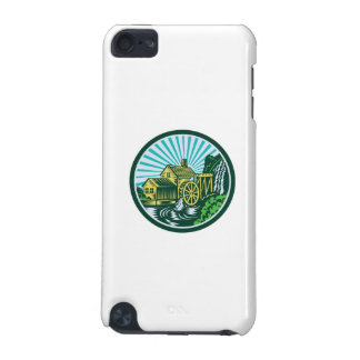 Watermill House Circle Retro iPod Touch 5G Covers