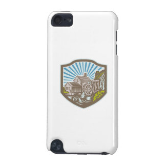 Watermill House Shield Retro iPod Touch (5th Generation) Covers