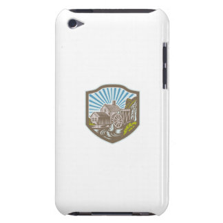 Watermill House Shield Retro iPod Touch Case-Mate Case