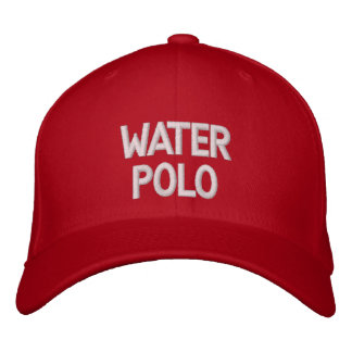 Waterpolo Embroidered Cap ... aaaavfgdfsda