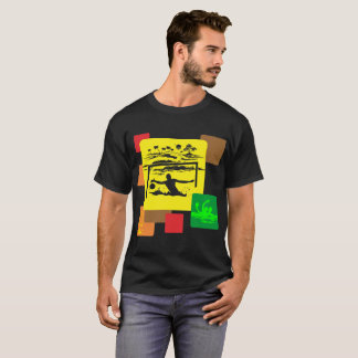 Waterpolo Outdoors Sports Lifestyle Tshirt