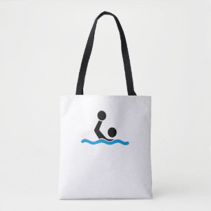 81e8190dfb1 Waterpolo Gifts Bags | Zazzle AU