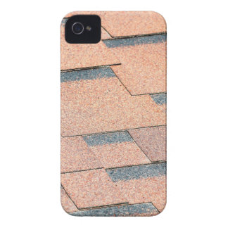 Waterproof fragment of a covering of a roof Case-Mate iPhone 4 case