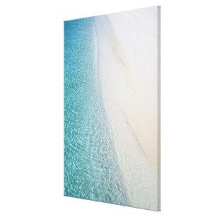 Water's edge 2 canvas print