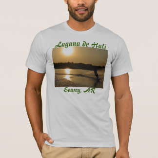 waterskier, Laguna de Hali, Searcy, AR T-Shirt