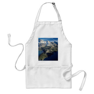Waterton Lakes National Park, Alberta, Canada Aprons