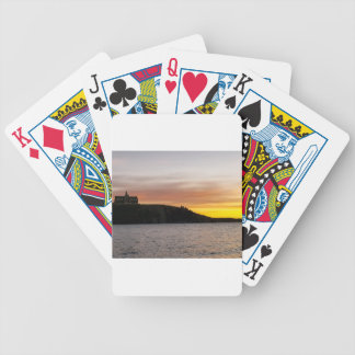 Waterton Lakes National Park Canada Bicycle Playing Cards