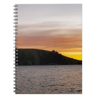 Waterton Lakes National Park Canada Notebook