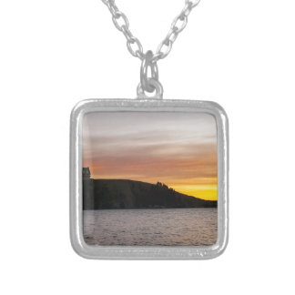 Waterton Lakes National Park Canada Silver Plated Necklace