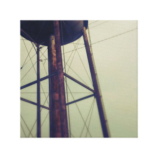 Watertower Canvas Art