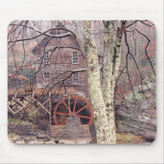 Waterwheel Mouse Pad