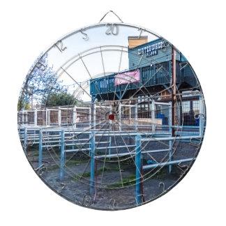Waterwheel Saloon Dartboard