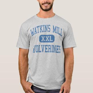 Watkins Mill - Wolverines - Montgomery Village T-Shirt