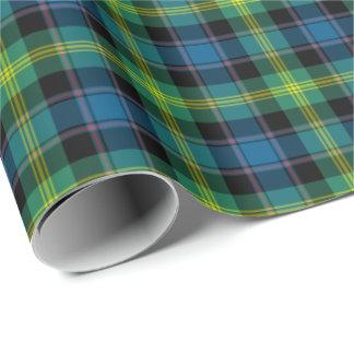 Watson Clan Tartan Wrapping Paper