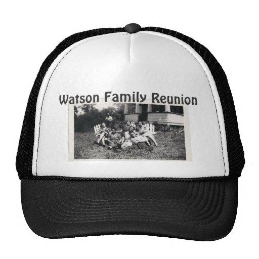 Watson Family Reunion Hat