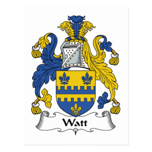Watts Family Crest Gifts on Zazzle AU