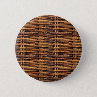 Wattlework 6 Cm Round Badge