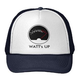 WATT's UP Cap Mesh Hat