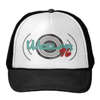 Wave 96 Farmers Hat