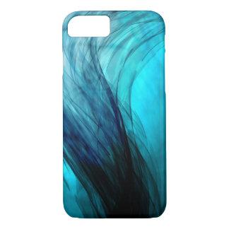 Wave Blue - Apple iPhone Case