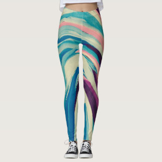 Wave Boo Leggings