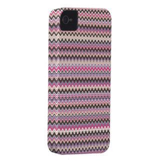 Wave Chevron Mix iPhone 4 Cases