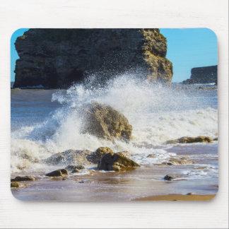 Wave Crash Mousemat