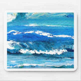 Wave Dance Designer Products Mouse Pad
