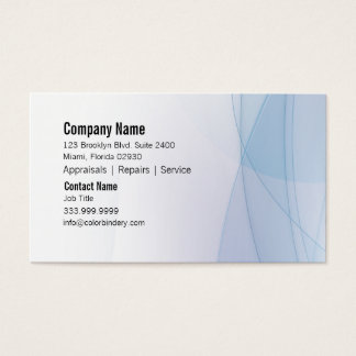 Wave Essence Business Card