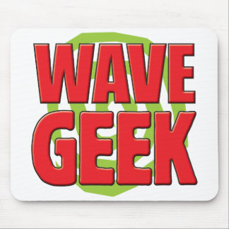 Wave Geek Mouse Pad