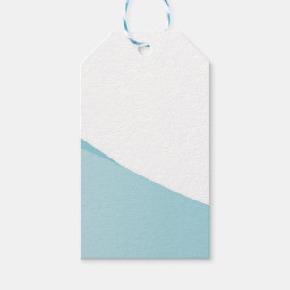 Wave Gift Tags
