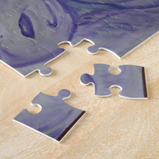 wave guarded jigsaw puzzle