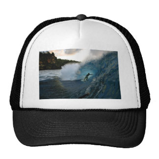 WAVE MESH HATS