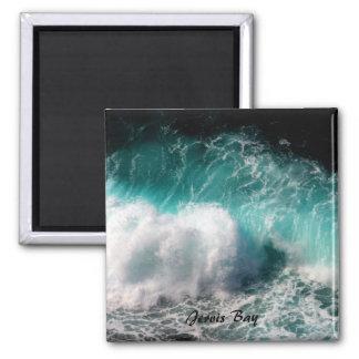Wave Jervis Bay Refrigerator Magnets
