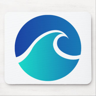 Wave Mouse Pad