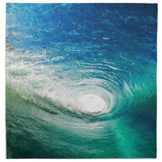 Wave Napkin