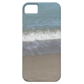 Wave of the sea on the sand beach case for the iPhone 5