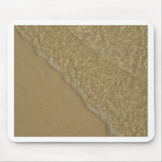 Wave on the Sand Mouse Pad