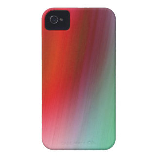 Wave Red iPhone 4 case