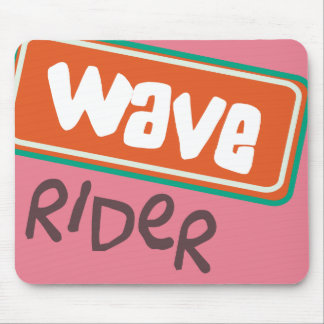 Wave Rider Mousepads