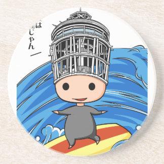 Wave riding king English story Shonan coast Coaster