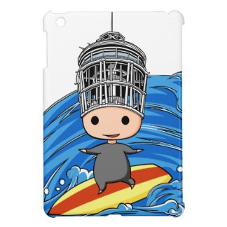 Wave riding king English story Shonan coast iPad Mini Covers