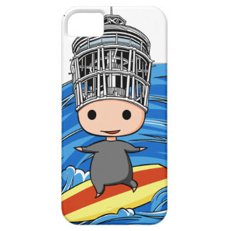 Wave riding king English story Shonan coast iPhone 5 Cases
