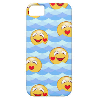 Wave smiley iPhone 5 case