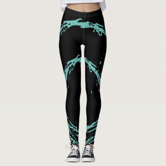wave women's legging