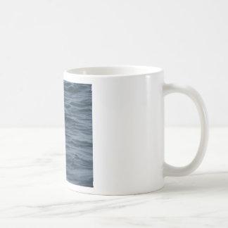 Waved Basic White Mug